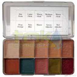 PALETA COLOR FLESH