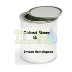 Gelcoat Blanco 5K