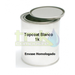 Topcoat 1K Blanco