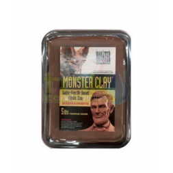 Monster Clay HARD 2.27kg